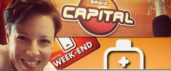 Radio Capital Wekend Con Camilla Fraschini e Davide Carafòli